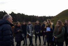 Gimnazijos ekologai Klaipėdos jūrų muziejuje