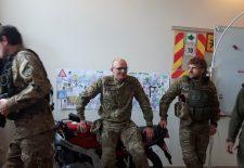 Susitikimas su Lietuvos šauliais