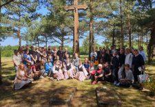 Vydūniečiai kartu su mokytoju emeritu Stanislovu Juozapu Būdvyčiu